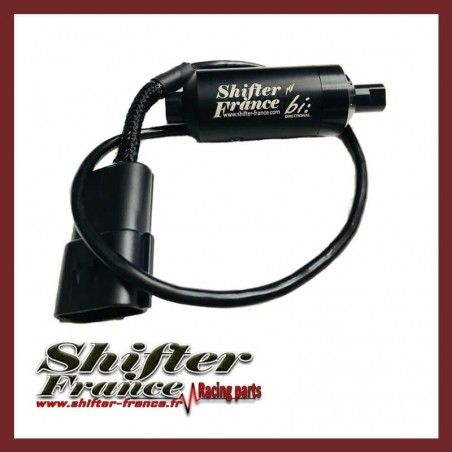 Sensor quickshifter/blipper up and down shift